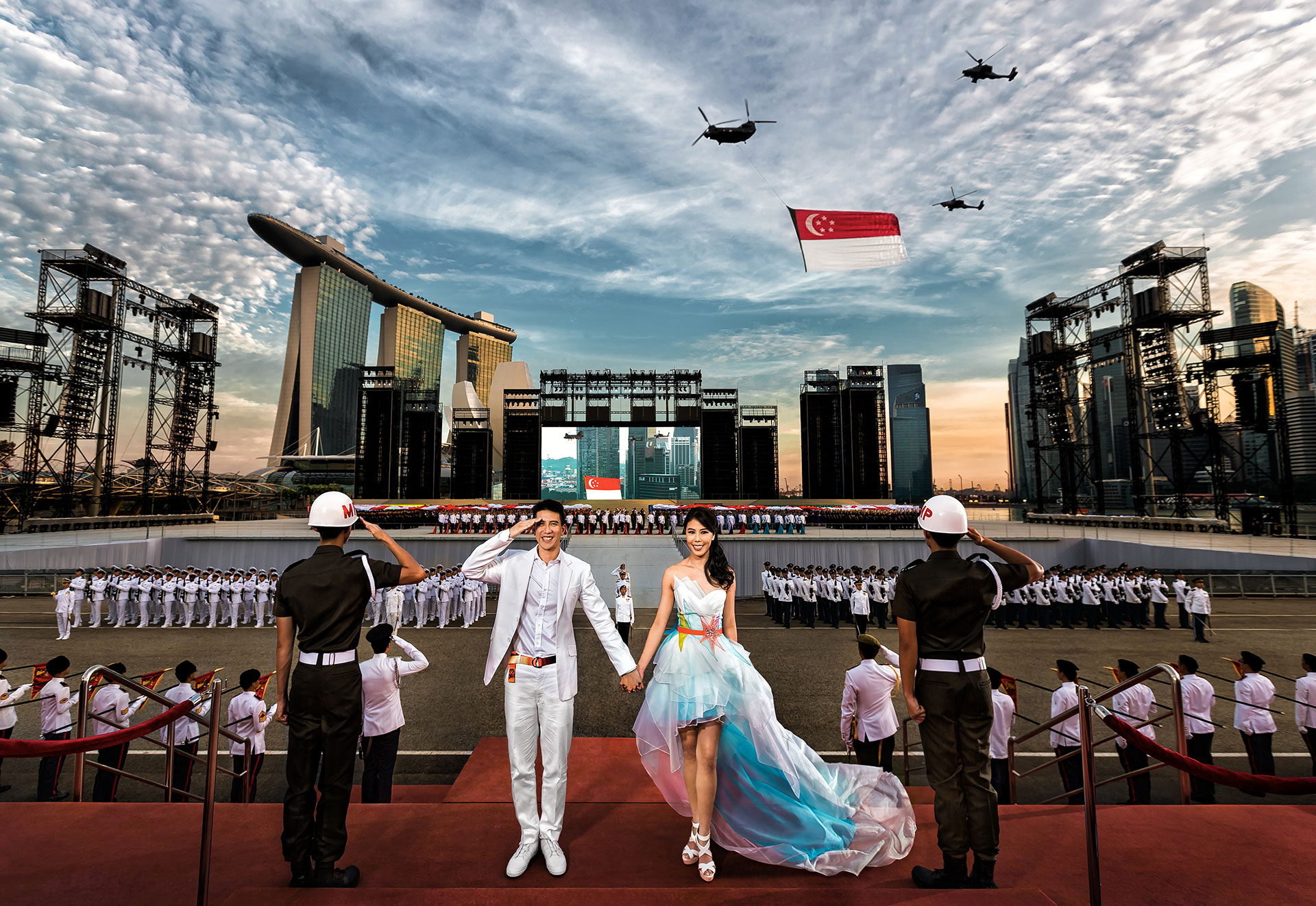 Wedding Photography & Videography Services Singapore